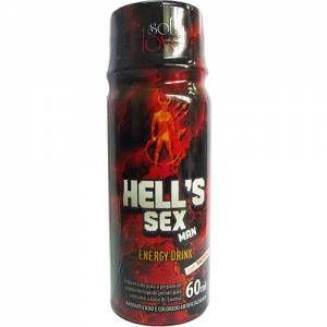 Drink do Sexo Afrodisíaco Energético